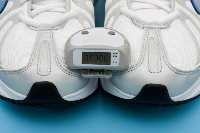 The Best Shoe Pedometers