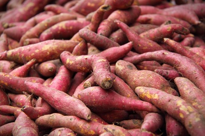 Can Sweet Potatoes Help Lower Cholesterol?