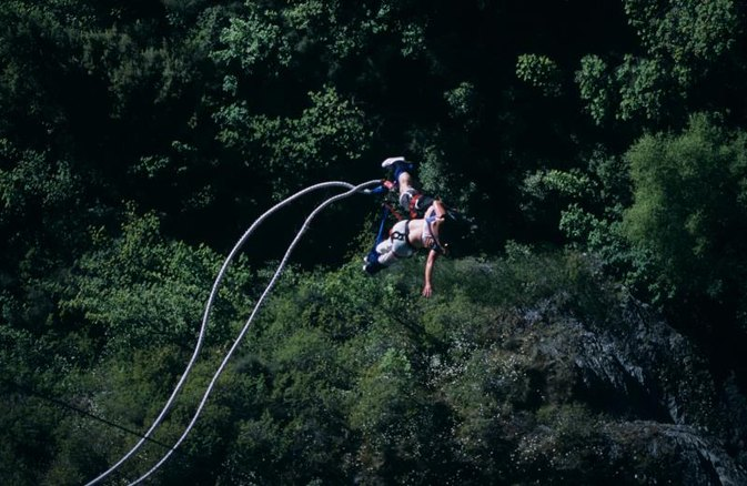 Places to Bungee Jump in Minneapolis, Minnesota