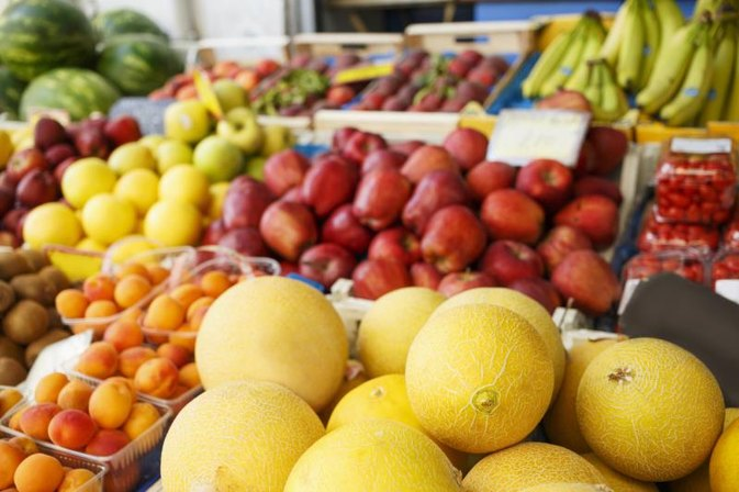 List of Fruits With Their Nutritional Value