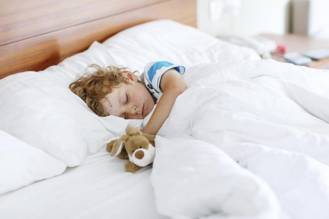 How to Stop Children from Falling Out of Bed | LIVESTRONG.COM