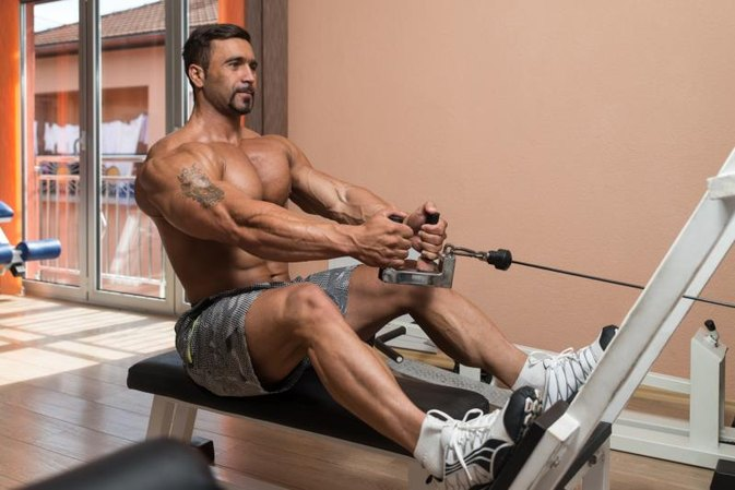 Cable Rows Exercises