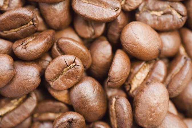 Protein in Coffee Beans