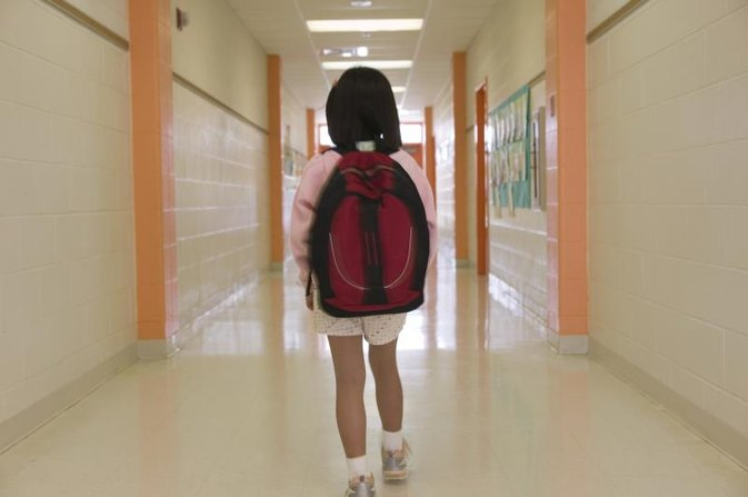 What Are the Dangers of Children Wearing Heavy Backpacks?