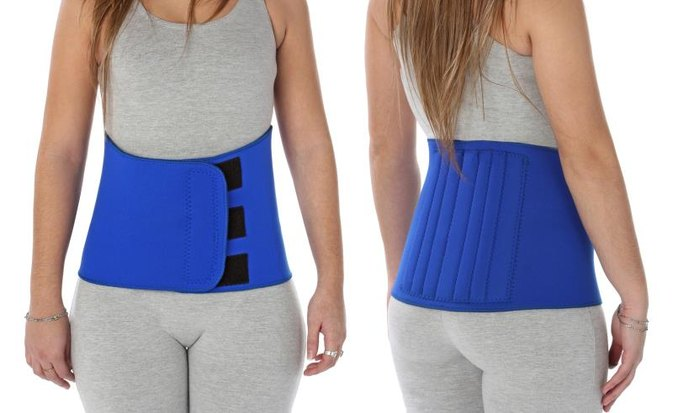 Abdominal Compression for Weight Loss