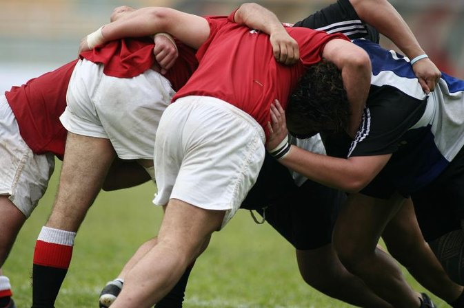 Stretches for Rugby Players