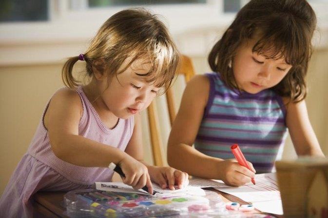 How to Help Your Kindergarten Child Focus on His School Work