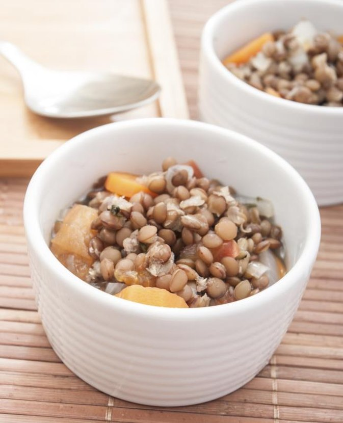 Combining Barley & Lentils to Increase Protein