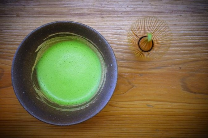 Japanese vs. Chinese Green Tea