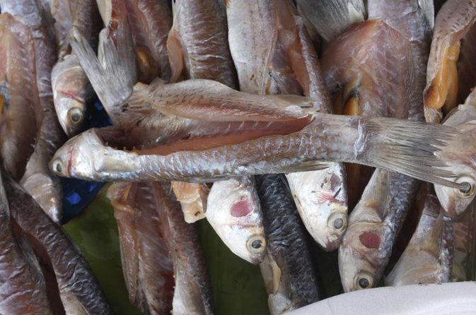 How to Cook Salt Mackerel Jamaican Style