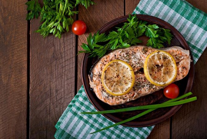 How Do I Grill Salmon on a George Foreman Grill?