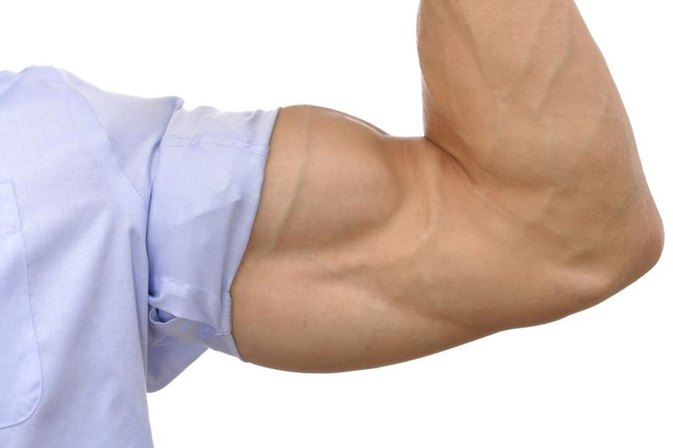 What Are Considered Big Biceps?