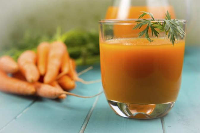 Carrot Juice and Eczema