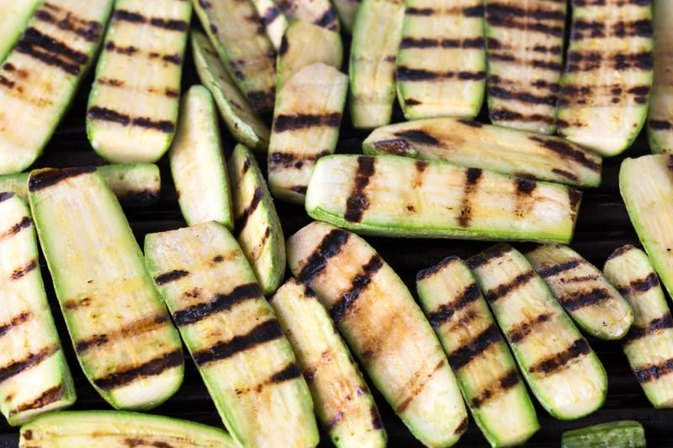 How to Do Zucchini on the Foreman Grill