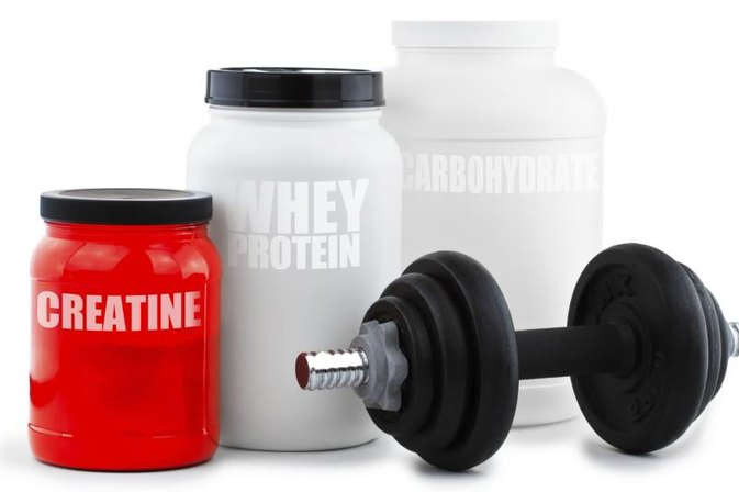 Creatine & Muscle Recovery