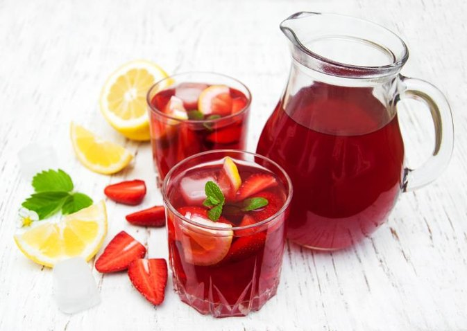 healthy fruit punch is canned fruit healthy