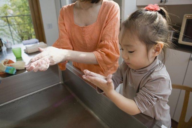 Handwashing Games for Kids