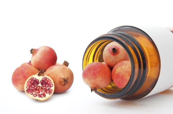 Benefits of Pomegranate Pills