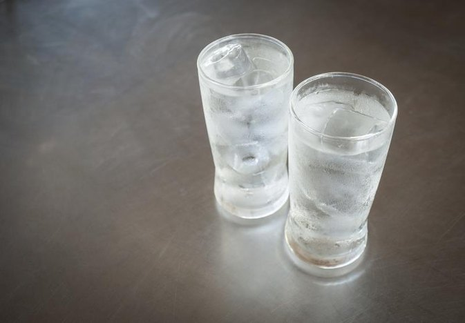 How Much Water Do You Drink to Dilute Your System?