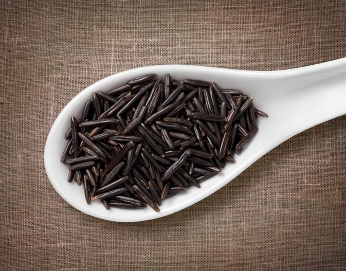 Nutrients in Steamed Black Rice