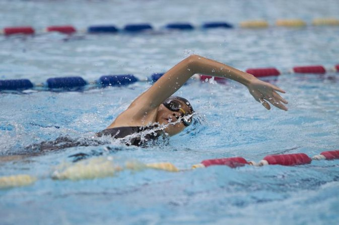 Does Swimming Increase Stamina & Lung Capacity?