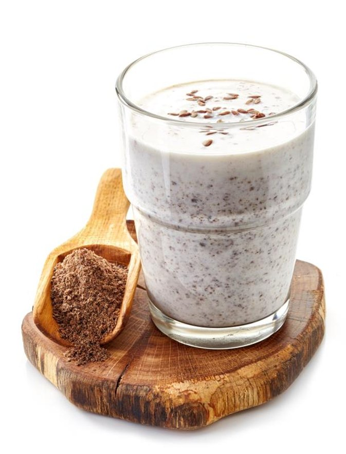 Ground Flaxseed & Weight Loss