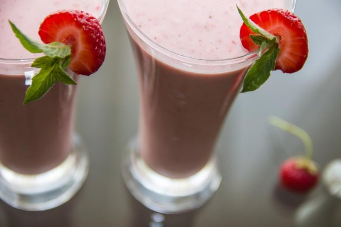 Fruit Smoothies for Weight Gain