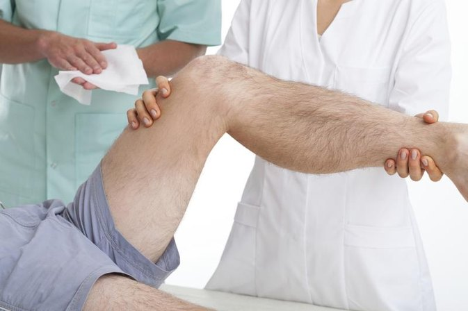 Leg Muscle Stiffness From Chemotherapy