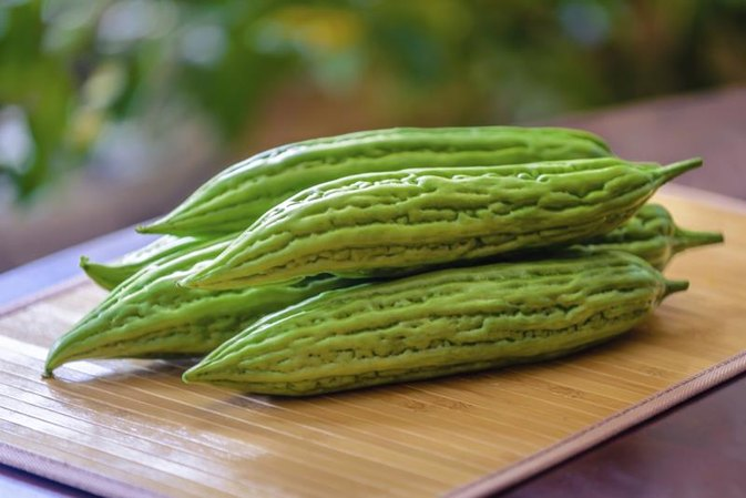 Nutrients Found in Ampalaya