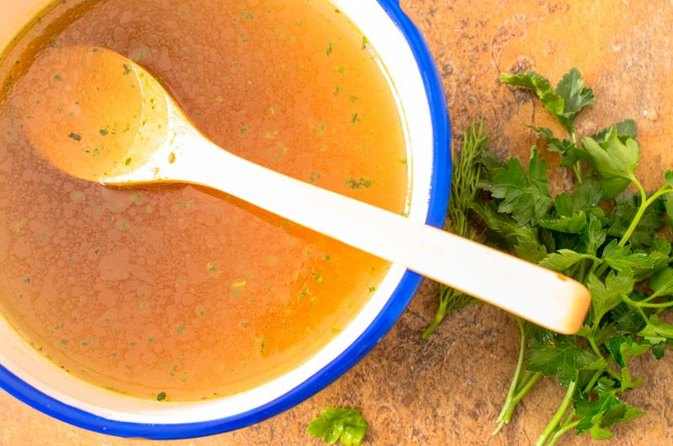 Is Soup Broth Good for You?