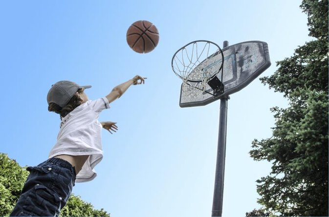 Easy Basketball Coaching Instructions for Ages 8-10