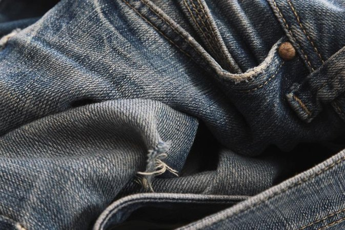 How to Prevent Jeans from Wearing Out Between the Thighs