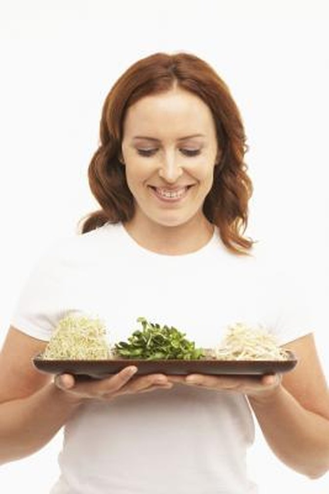 How to Store Alfalfa Sprouts