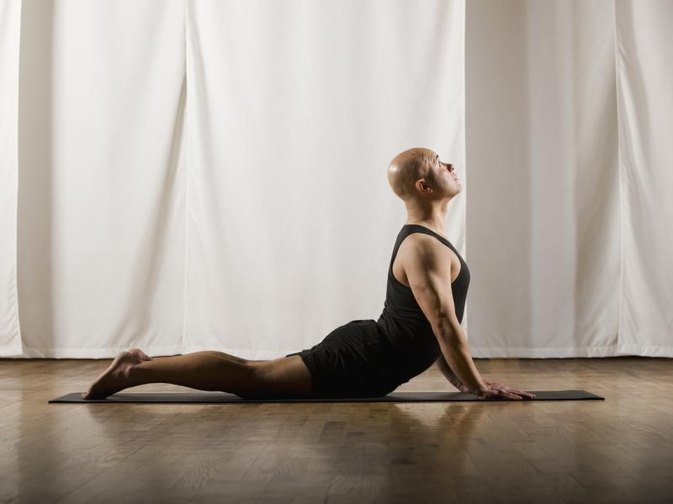 Yoga for an Enlarged Prostate
