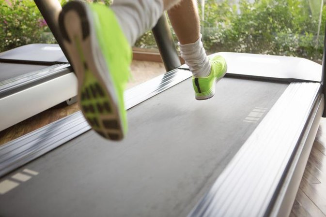 Treadmill Workouts For Runners Sprinting To Boost Endurance