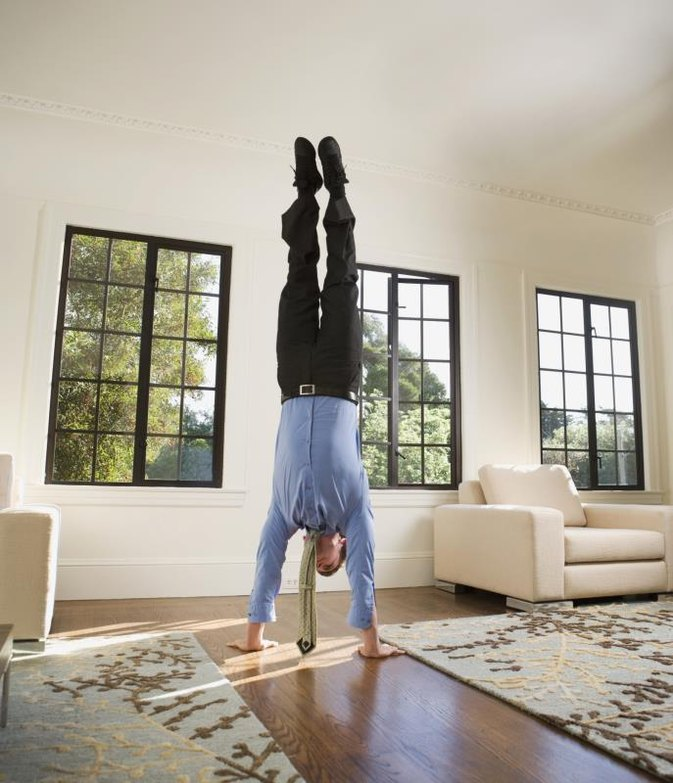 The Many Benefits of Handstands for Health