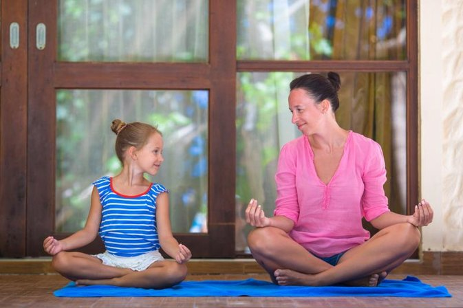 Definition of Yoga for Children