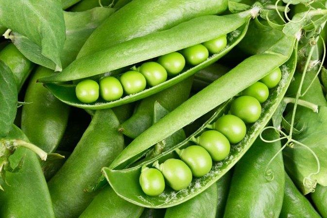 pea pod nutrition