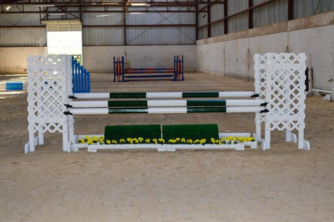 How to Make Horse Jumps
