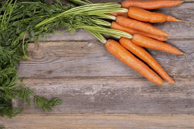 How to Freeze Carrots & Turnips