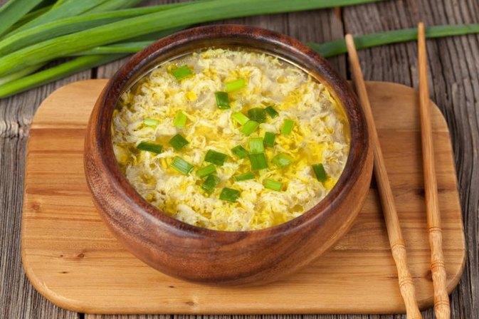 Calories in Egg Flower Soup | LIVESTRONG.COM
