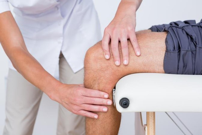 At-Home Relief of Knee & Leg Cyst Pain