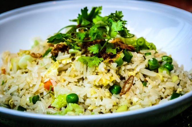 How to Make Hibachi Rice