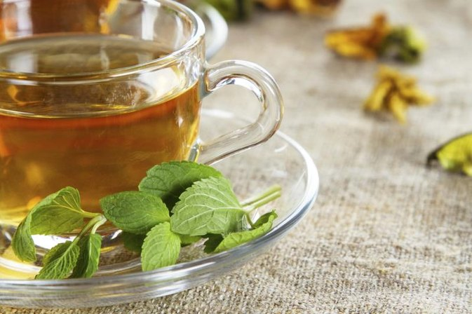 Is Mint Tea Safe for a Baby?