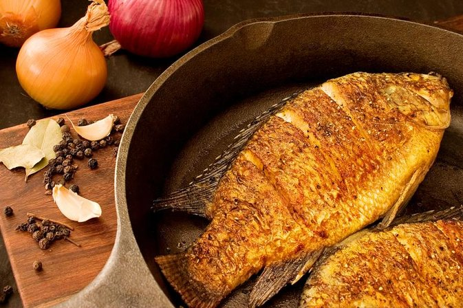 How to Make Tilapia on a Stove With Olive Oil