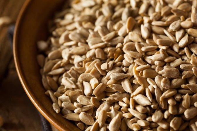 Are Sunflower Seeds a Food High in Iron?