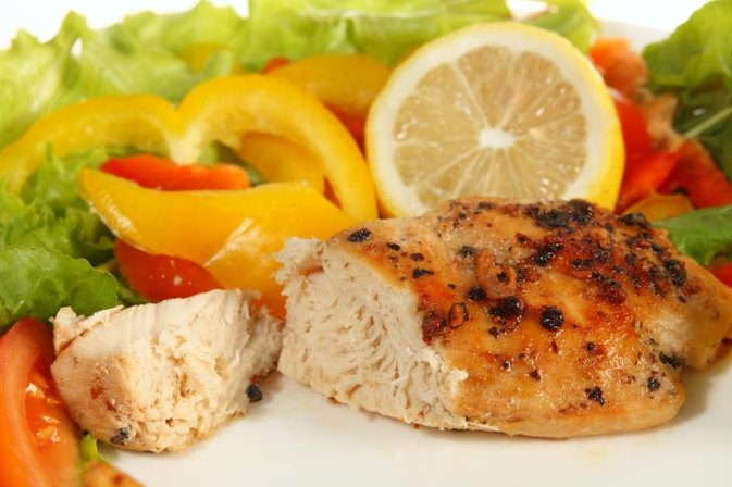 How to Cook a Thick Chicken Breast