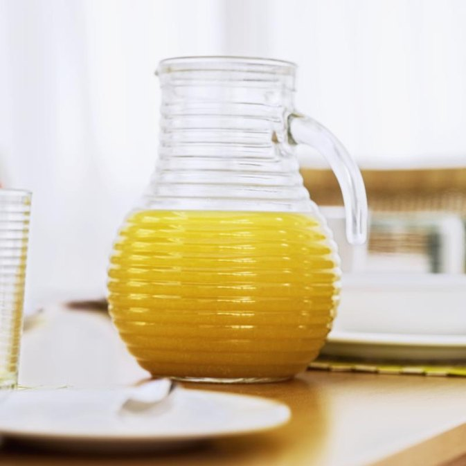 Orange Juice Diet