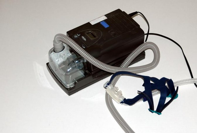 CPAP Cold Symptoms