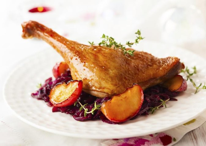 Roast Duck Nutrition